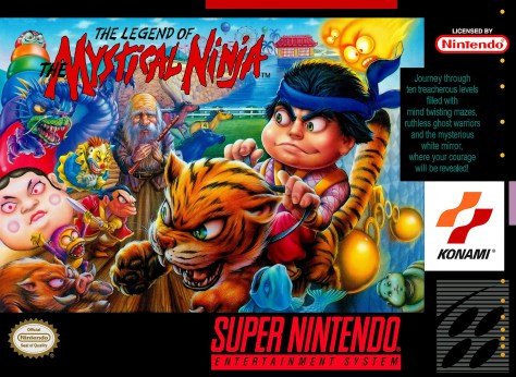 S3 EP3: The Legend of the Mystical Ninja