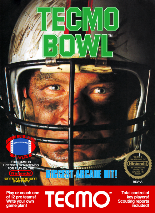Bits and Balls Podcast S1 EP2: Tecmo Bowl