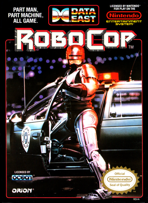 S4EP01: Robocop (1987 Movie)/ Robocop (NES)/The Mailbag