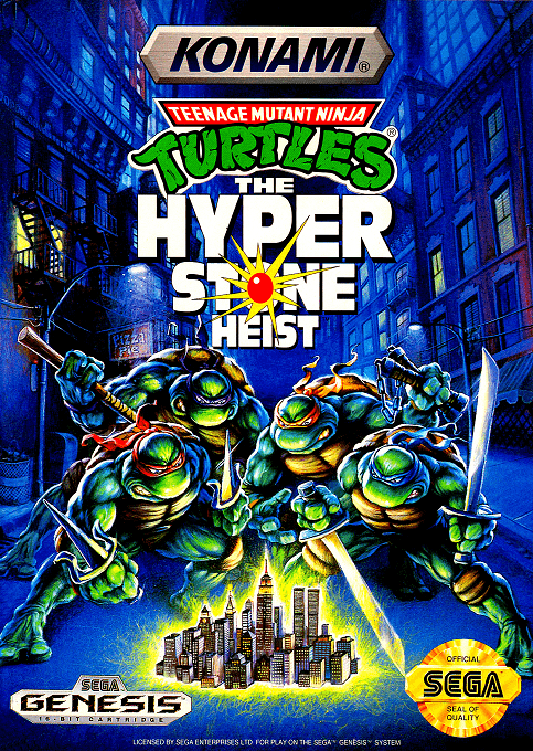 S4 EP8: Teenage Mutant Ninja Turtles (Original Movie)/TMNT Arcade and Ports