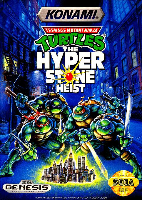 S4 EP8: Teenage Mutant Ninja Turtles (Original Movie)/TMNT Arcade and Ports