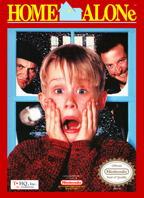S4 EP9: Home Alone (movie)/Home Alone (NES,SNES,Genesis)/Ryan's Airing of Grievances (Buying a n