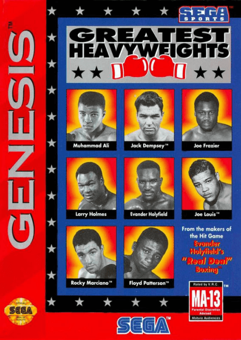 Bits and Balls Podcast S1 EP4: Greatest Heavyweights (Genesis)