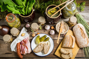 Greek Food, Culture, Music