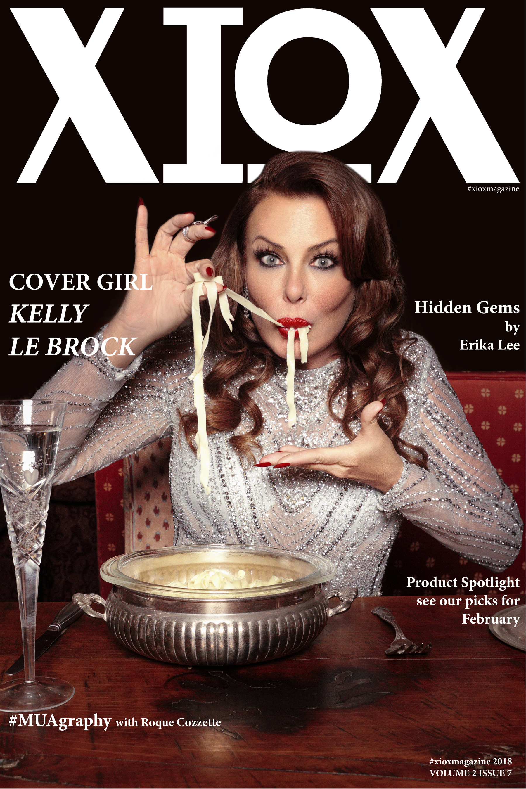 Kelly Le Brock Xiox