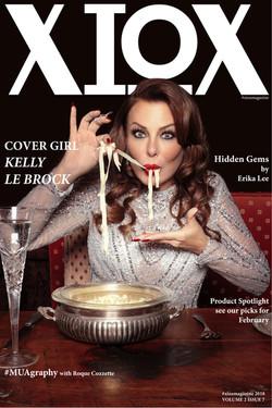 Kelly Le Brock Xiox