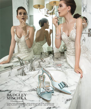 Badgley Miscka Bride Magazine