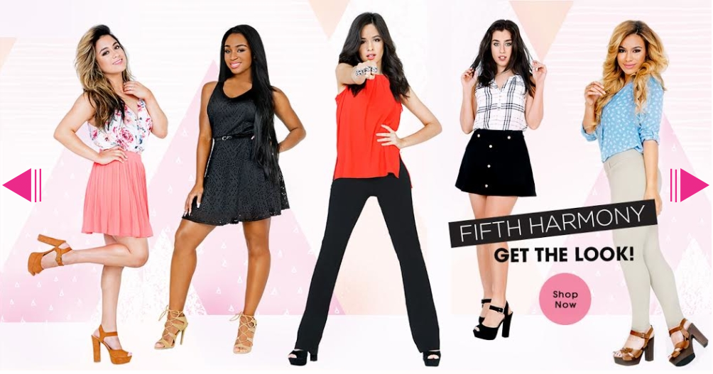 Fifth Harmony for Candies