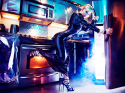 Nikki Leigh Vulkan Mag