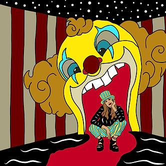Clowns Don't Amuse Me.