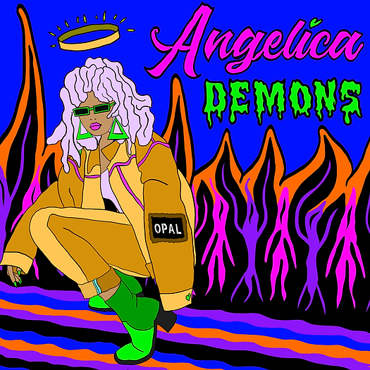 Angelica Demons song cover art by opal original music released on november 19 2019 by OPAL. Listen to angelica demons by opal on spotiy apple music and tidal