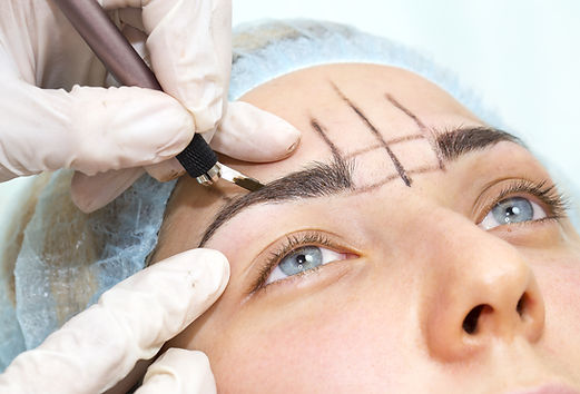 eyebrow feathering microblading grace brows & makeup