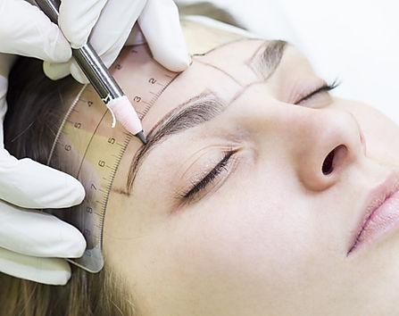 Eyebrow Feathering Microblading Grace Brows & Makeup