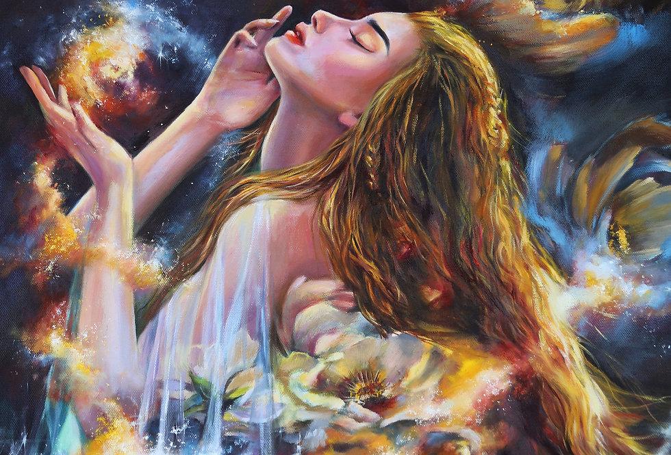 """Blossom Universe"" Limited Edition Fine Art Print"