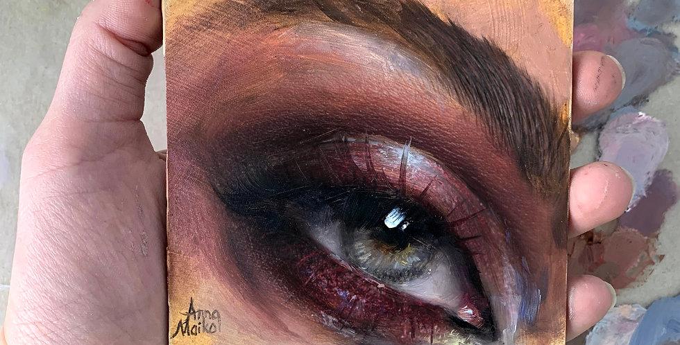 Eye Miniature #6