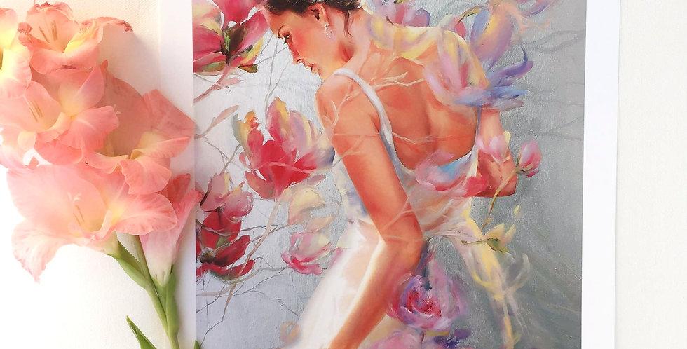 """Magnolia"" Limited Edition Print"