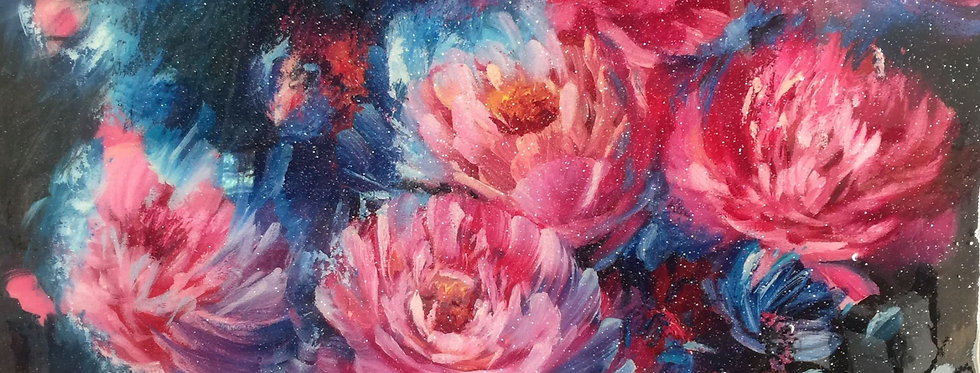 """""""Floral Space"""""""