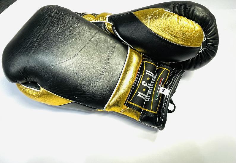 New Sporting Training Gloves - Black/ Golden
