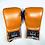 Thumbnail: New Sporting Training Gloves - Orange/ Black/ Silver