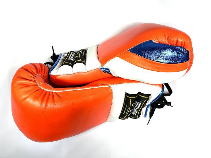 New Sporting Training Gloves - Neon Orange