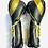 Thumbnail: New Sporting Training Gloves - Black/ Golden