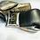 Thumbnail: New Sporting Training Gloves - Black/ Golden/ Indian Gold