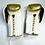 Thumbnail: New Sporting Fight Gloves - Golden/ White/ Black