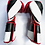 Thumbnail: New Sporting Training Gloves - Red/ Black/ White