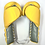 Thumbnail: Classics Mexicombate Training Gloves - Yellow/ Gray