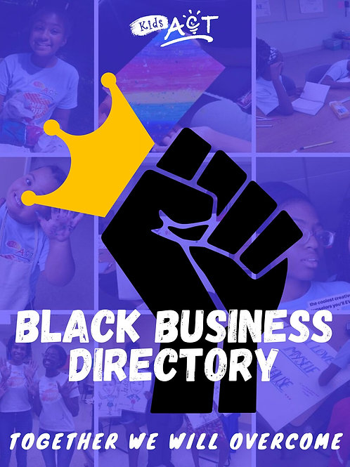 Black Business Directory