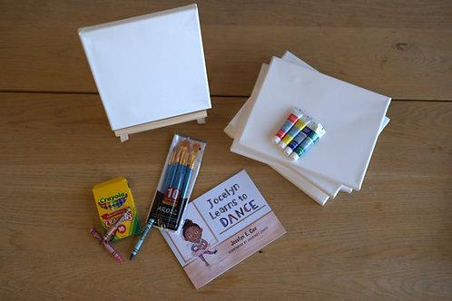 """The Spark"" Art Box- Donation"