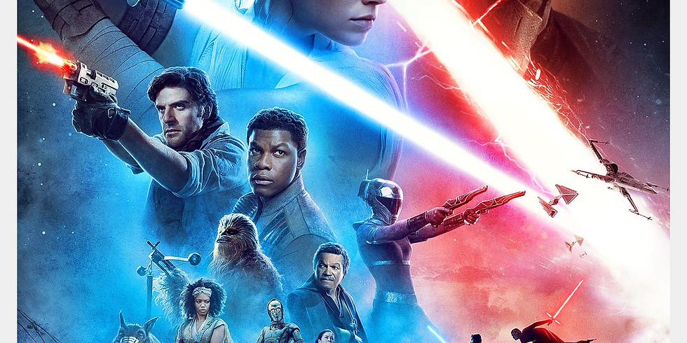 Star Wars: The Rise of Skywalker ~ $6/ticket