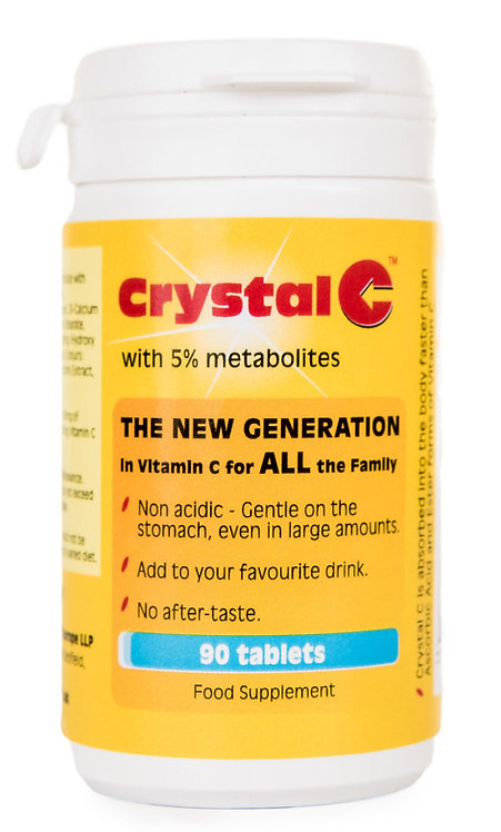 Crystal C 90 Tablets