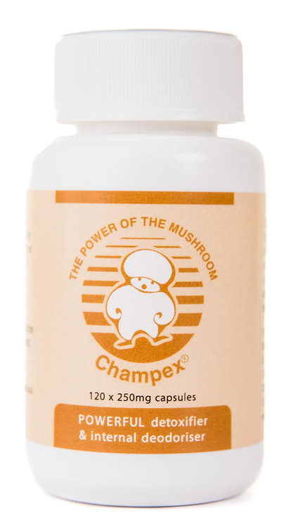 Champex Bottle 120 Capsules