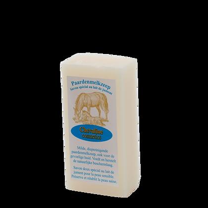 Chevaline paardenmelkzeep - 1 X 100g