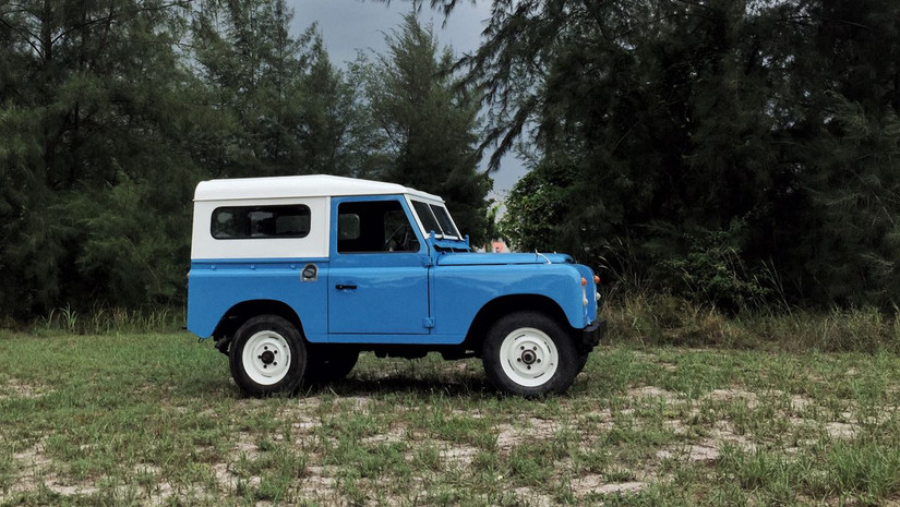 1980 Land Rover Series III 88