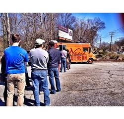 Last Lunch in Greenville