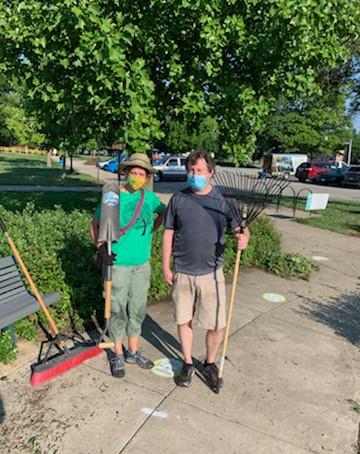 Indy Park Clean-Up