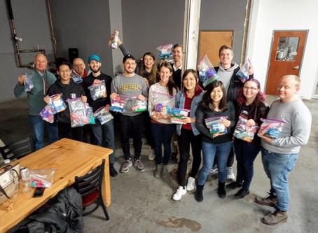 Bridge Bags for Foster Kids