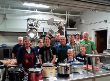 Community Crock-pot Cook-off