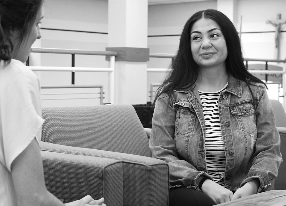 Teresa Guzman is a social work major graduating in 2022 from Sioux City, IA.