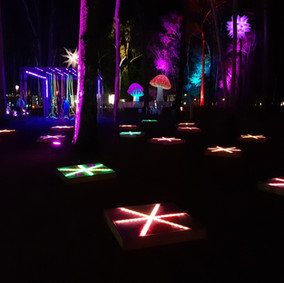 INTERACTIVE STEPPING STONES