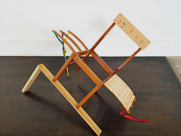 THIS IS DEFINITELY NOT A CHAIR