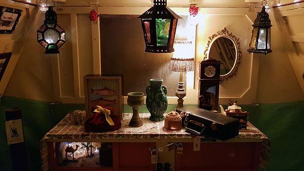 Little Wooden Caravan   Family Puzzle Room