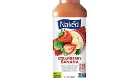 Naked (Strawberry Banana)15.2 oz