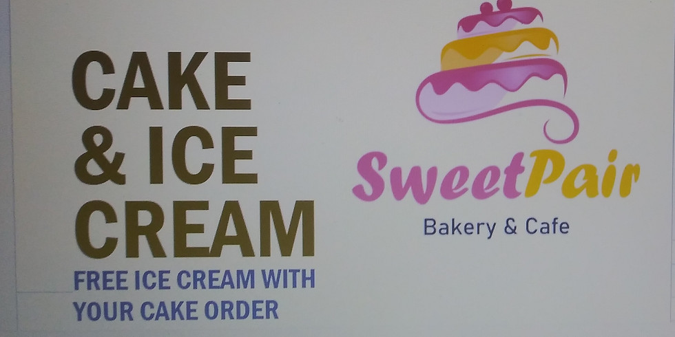Cake & Ice Cream