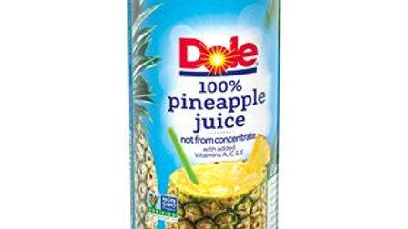 Pineapple Juice (6) oz