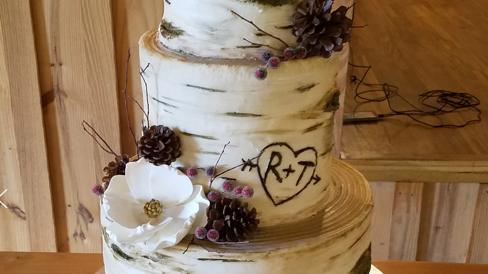 Cakes by Julana(Wedding Set 2)Deposit