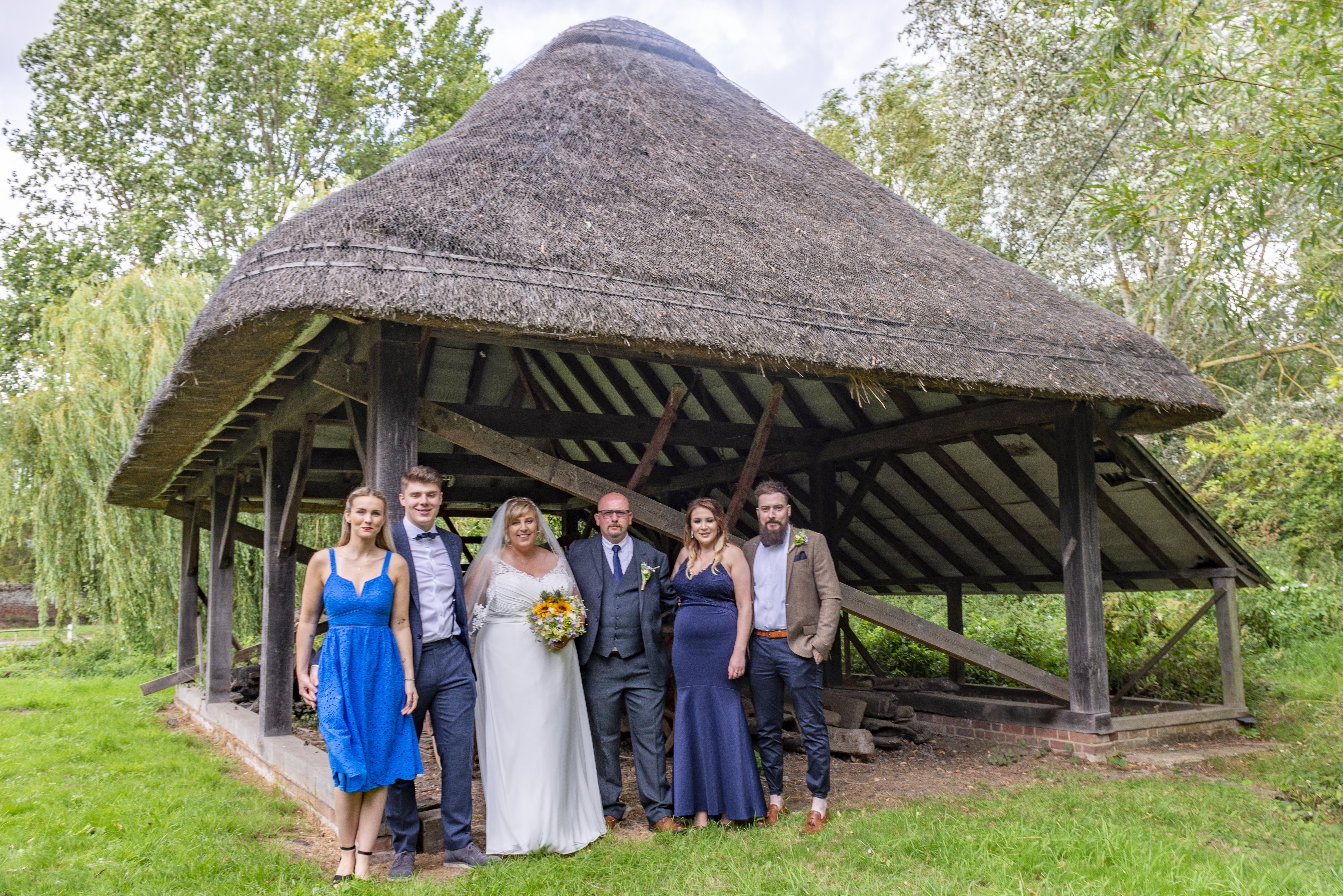 Sarah & Ian Wedding-107
