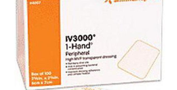 Opsite Iv 3000 Skin Dress 2 3/8 X 2 3/4-100/Bx